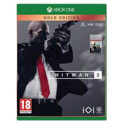 Hitman 2 (Gold Edition) na progamingshop.sk