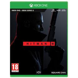 Hitman 3 [XBOX ONE] - BAZÁR (použitý tovar) na progamingshop.sk