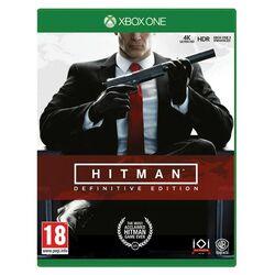 Hitman (Definitive Edition) [XBOX ONE] - BAZÁR (použitý tovar) na progamingshop.sk