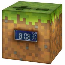 Hodiny s budíkom (Minecraft) na pgs.sk