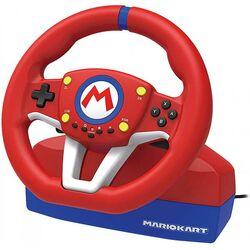 HORI pretekársky volant Mario Kart Pro MINI pre konzoly Nintendo Switch, červený na progamingshop.sk
