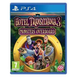 Hotel Transylvania 3: Monsters Overboard [PS4] - BAZÁR (použitý tovar) na progamingshop.sk