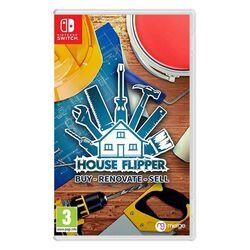 House Flipper [NSW] - BAZÁR (použitý tovar) na progamingshop.sk