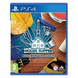 House Flipper [PS4] - BAZÁR (použitý tovar) na progamingshop.sk