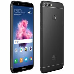 Huawei P Smart, Dual SIM | Black - nový tovar, neotvorené balenie na pgs.sk