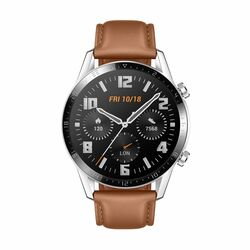 Huawei Watch GT2 Classic, 46mm, Gravel Brown na pgs.sk