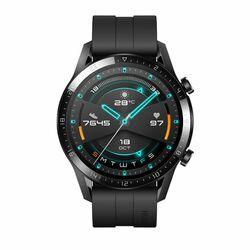 Huawei Watch GT2 Sport, 46mm | Matte Black, Trieda A - použité, záruka 12 mesiacov na progamingshop.sk