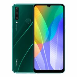 Huawei Y6p, Dual SIM, Emerald Green - SK distribúcia na progamingshop.sk