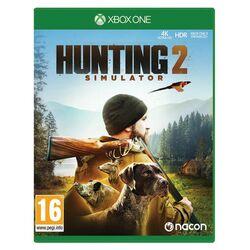 Hunting Simulator 2 [XBOX ONE] - BAZÁR (použitý tovar) na progamingshop.sk