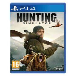 Hunting Simulator [PS4] - BAZÁR (použitý tovar) na progamingshop.sk