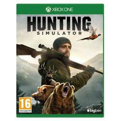 Hunting Simulator na pgs.sk