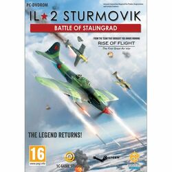 IL-2 Sturmovik: Battle of Stalingrad na progamingshop.sk