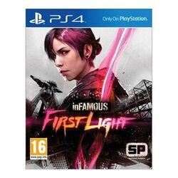 inFamous: First Light [PS4] - BAZÁR (použitý tovar) na progamingshop.sk