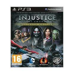 Injustice: Gods Among Us (Ultimate Edition) [PS3] - BAZÁR (použitý tovar) na progamingshop.sk