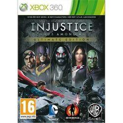 Injustice: Gods Among Us (Ultimate Edition) [XBOX 360] - BAZÁR (použitý tovar) na progamingshop.sk