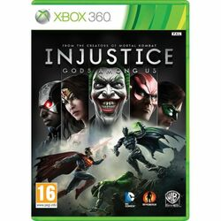 Injustice: Gods Among Us na progamingshop.sk