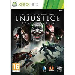 Injustice: Gods Among Us [XBOX 360] - BAZÁR (použitý tovar) na progamingshop.sk