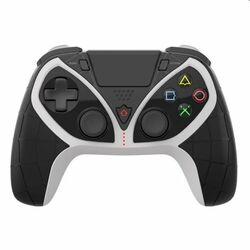 iPega 4012 bezdrôtový herný ovládač pre PS4/PS3/iOS/Android/Windows, black/white na pgs.sk