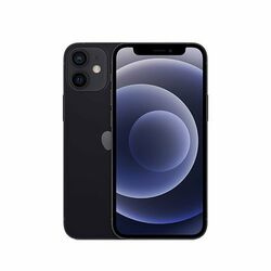 iPhone 12 Mini 128GB, black na progamingshop.sk