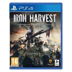 Iron Harvest 1920+ CZ na progamingshop.sk