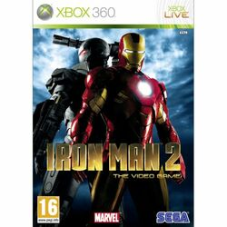 Iron Man 2: The Video Game na progamingshop.sk