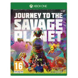 Journey to the Savage Planet [XBOX ONE] - BAZÁR (použitý tovar) na progamingshop.sk