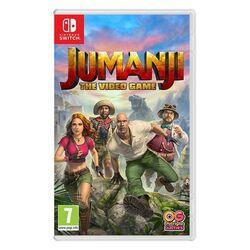 Jumanji: The Video Game [NSW] - BAZÁR (použitý tovar) na progamingshop.sk