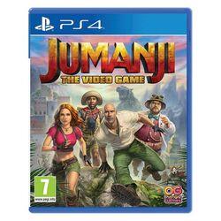 Jumanji: The Video Game [PS4] - BAZÁR (použitý tovar) na progamingshop.sk