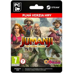 Jumanji: The Video Game [Steam] na progamingshop.sk