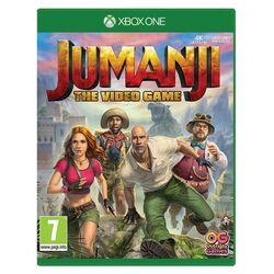 Jumanji: The Video Game [XBOX ONE] - BAZÁR (použitý tovar) na progamingshop.sk