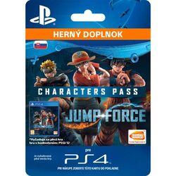 Jump Force (SK Characters Pass) na progamingshop.sk