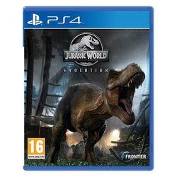 Jurassic World Evolution [PS4] - BAZÁR (použitý tovar) na pgs.sk