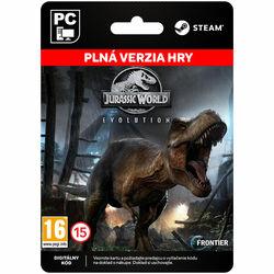 Jurassic World: Evolution [Steam] na pgs.sk