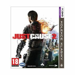 Just Cause 2 na pgs.sk