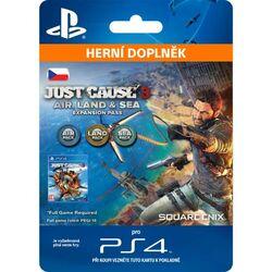 Just Cause 3: Air, Land & Sea (SK Expansion Pack) na progamingshop.sk