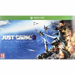 Just Cause 3 (Collector's Edition) na progamingshop.sk
