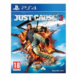 Just Cause 3 [PS4] - BAZÁR (použitý tovar) na progamingshop.sk
