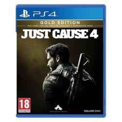 Just Cause 4 (Gold Edition) na progamingshop.sk