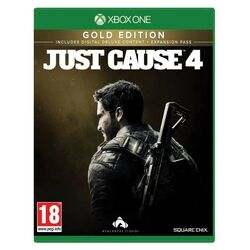 Just Cause 4 (Gold Edition) na pgs.sk