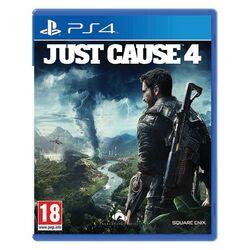 Just Cause 4 [PS4] - BAZÁR (použitý tovar) na progamingshop.sk