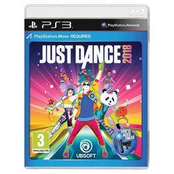 Just Dance 2018 [PS3] - BAZÁR (použitý tovar) na progamingshop.sk