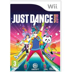 Just Dance 2018 na progamingshop.sk