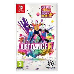 Just Dance 2019 [NSW] - BAZÁR (použitý tovar) na progamingshop.sk