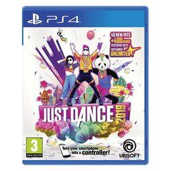 Just Dance 2019 [PS4] - BAZÁR (použitý tovar) na progamingshop.sk