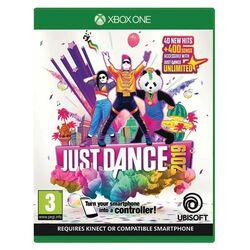 Just Dance 2019 [XBOX ONE] - BAZÁR (použitý tovar) na progamingshop.sk