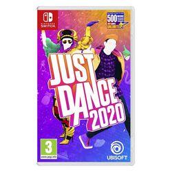 Just Dance 2020 [NSW] - BAZÁR (použitý tovar) na progamingshop.sk