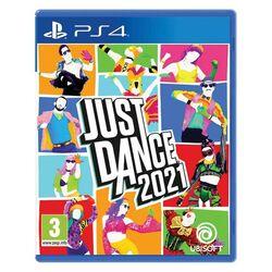 Just Dance 2021 [PS4] - BAZÁR (použitý tovar) na progamingshop.sk