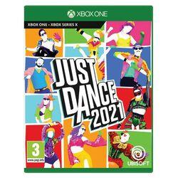Just Dance 2021 [XBOX ONE] - BAZÁR (použitý tovar) na pgs.sk