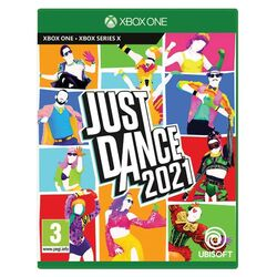 Just Dance 2021 [XBOX ONE] - BAZÁR (použitý tovar) na progamingshop.sk