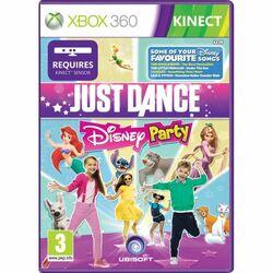 Just Dance: Disney Party [XBOX 360] - BAZÁR (použitý tovar) na progamingshop.sk